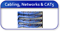 IT Cabling, Networks and CAT5 cabling